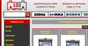 Ревю на 100ampera.com