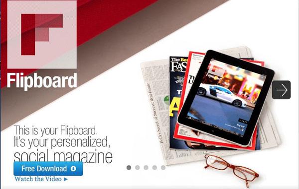 Ревю на Flipboard – вашият персонализиран социален агрегатор