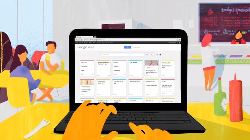 Ревю на Google Keep – Изключително полезен и лесен органайзер