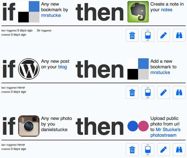 Ревю на If This Then That (ITTT) – накарайте Интернет да работи за Вас