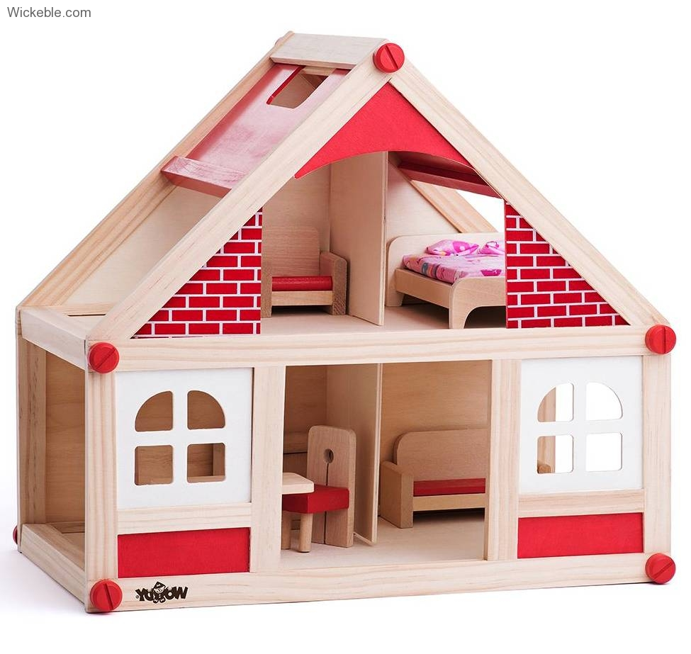 Магазин за кукли и детски играчки